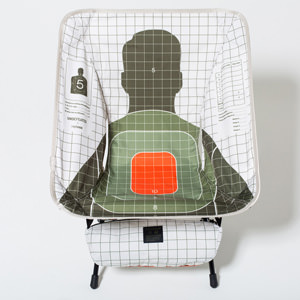 UNDEFEATED × HELINOX TACTICAL CHAIR