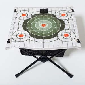 UNDEFEATED × HELINOX TACTICAL TABLE