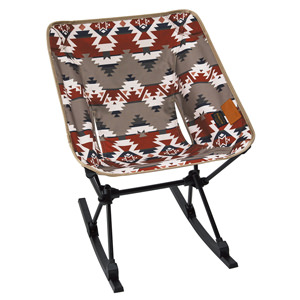 PENDLETON×HELINOX Home Chair with Rockingfoot