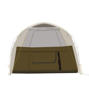 Tac. V-Tarp 4.0 Inner tent