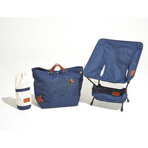 Gentleman's Refuge Tote by The Superior Labor