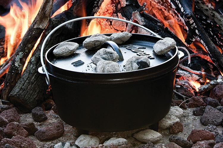 キャンプオーブン & グリル