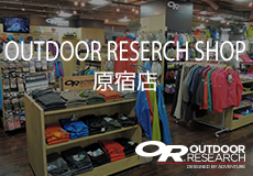 OUTDOOR RESEARCH SHOP