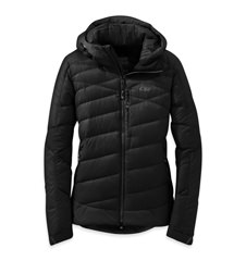 Diode Hooded Jacket , WOMEN'S