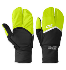OR Hot Pursuit Convt Running Gloves