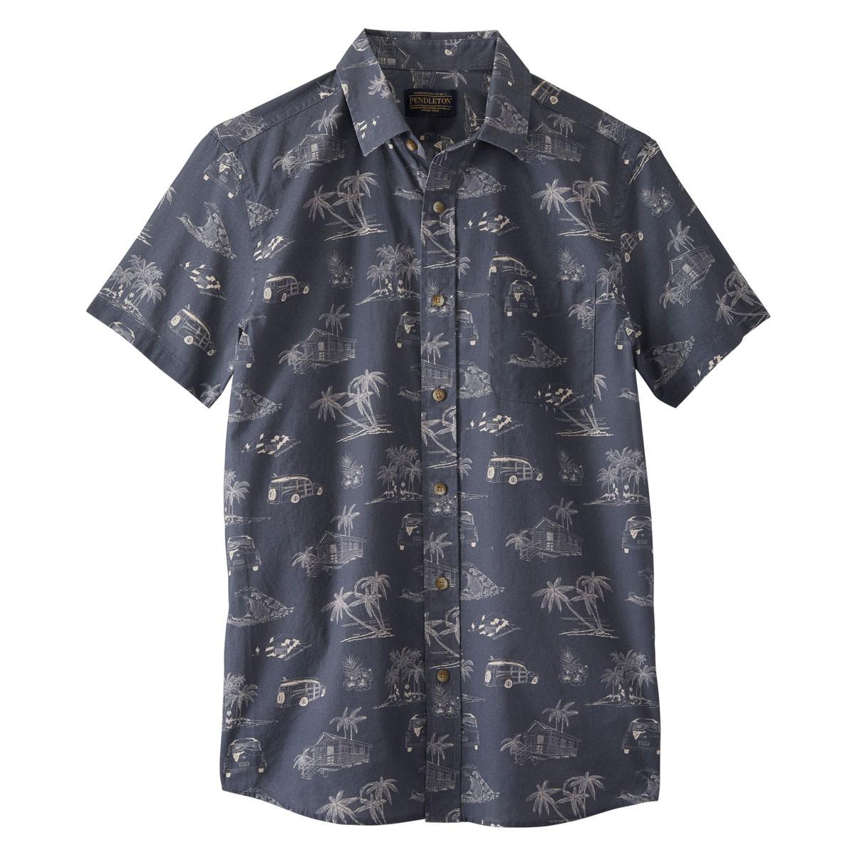 ショーレーラインシャツ