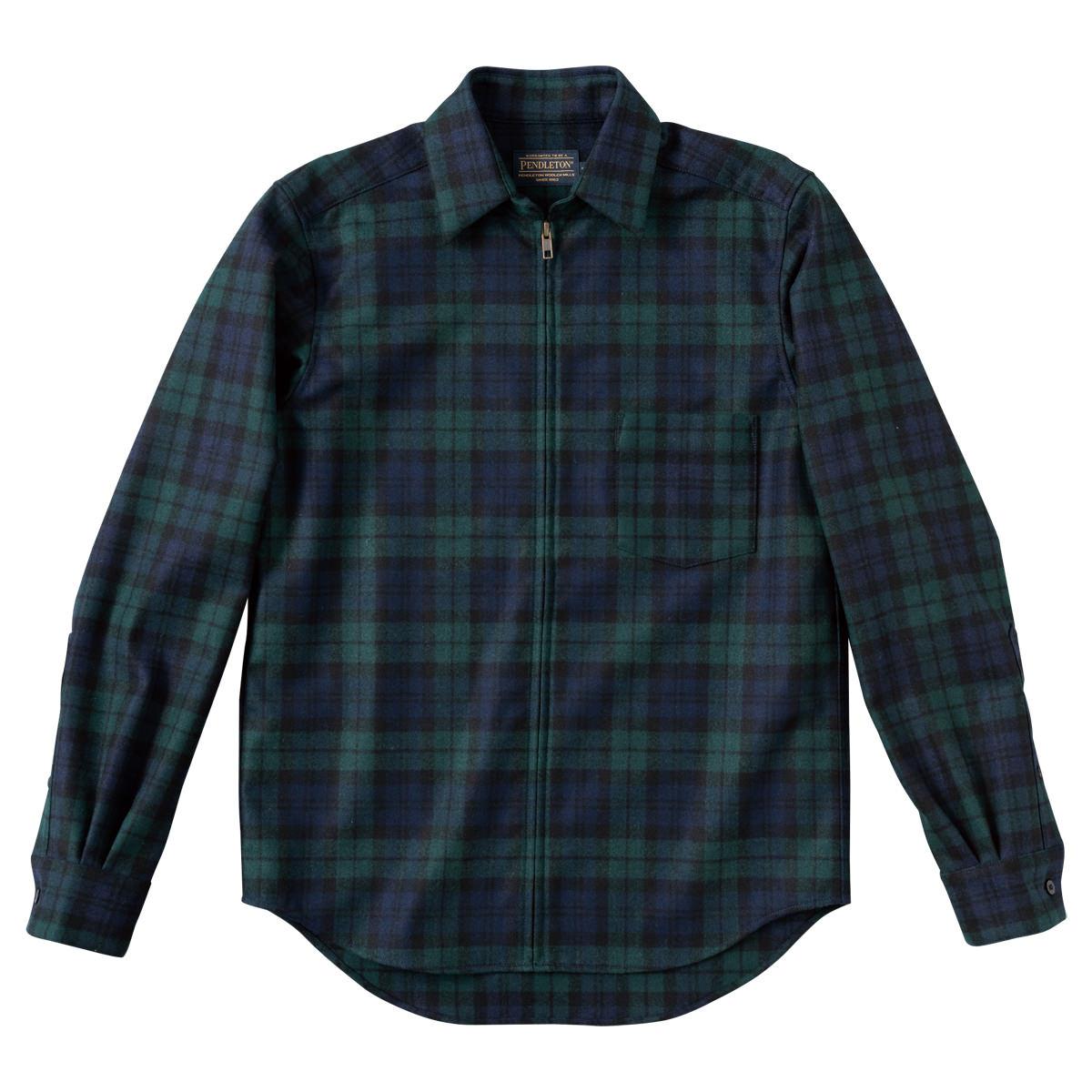 ニューフルジップスピンネイカーシャツ Japan Fit