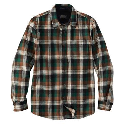 32429 Black/Brown/Green-Check