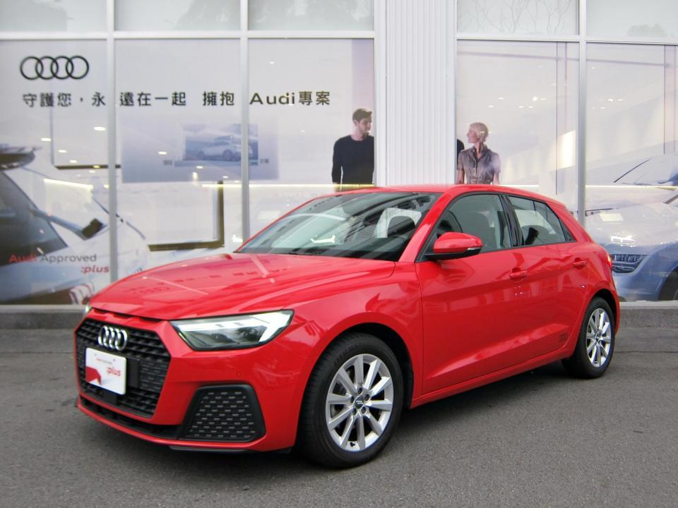 2020 Audi 奧迪 A1 Sportback