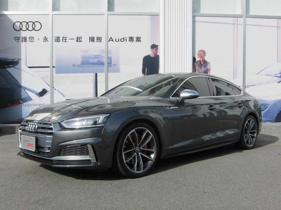 2017 Audi 奧迪 A5 sportback