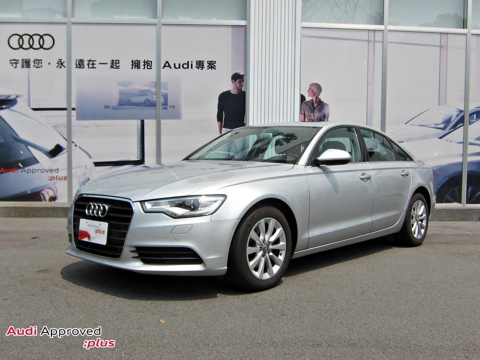 2013 Audi 奧迪 A6 sedan
