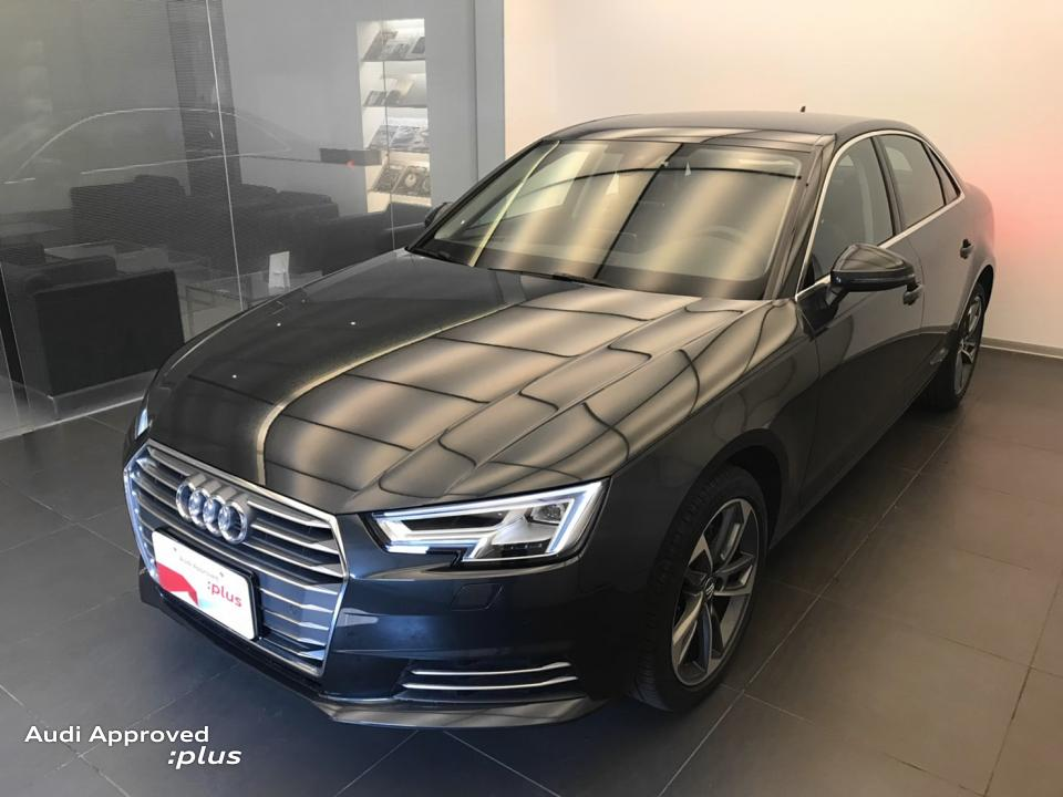 2017 Audi A4 sedan