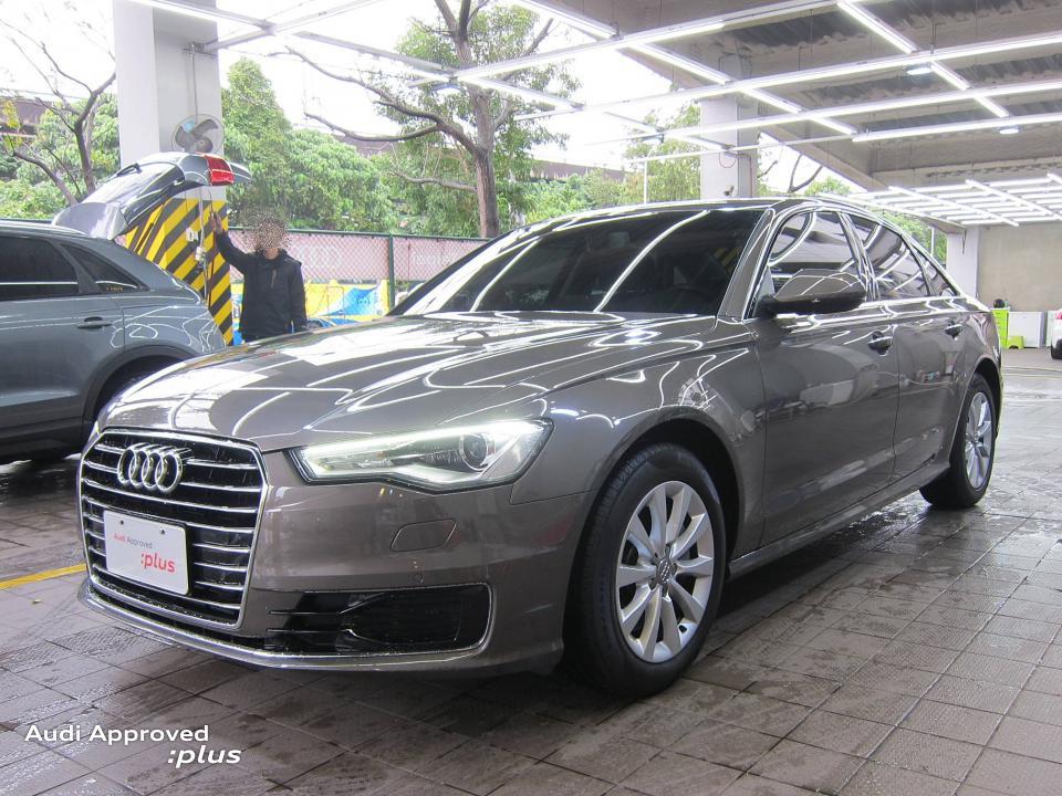 2015 Audi A6 sedan