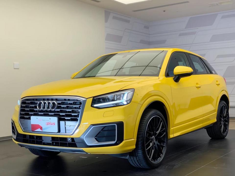 2017 Audi 奧迪 Q2