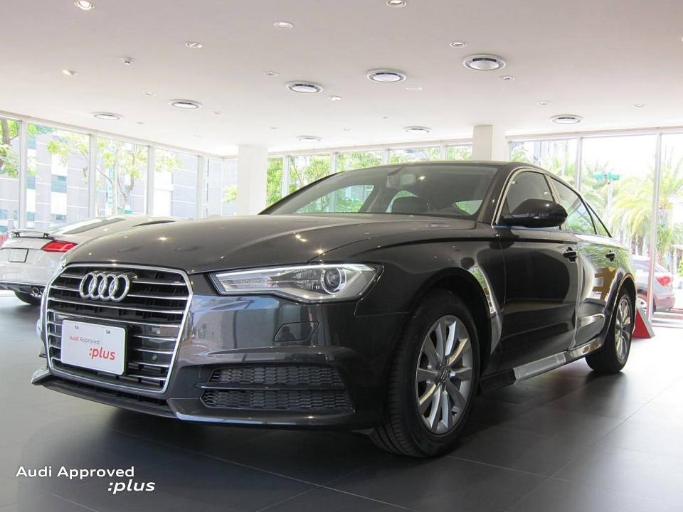2017 Audi A6 sedan