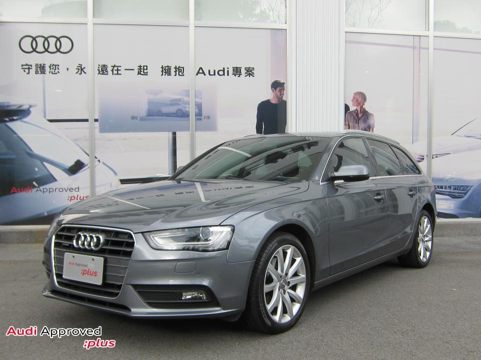 2012 Audi 奧迪 A4 avant