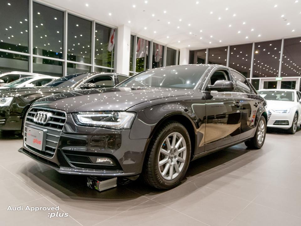 2012 Audi A4 sedan