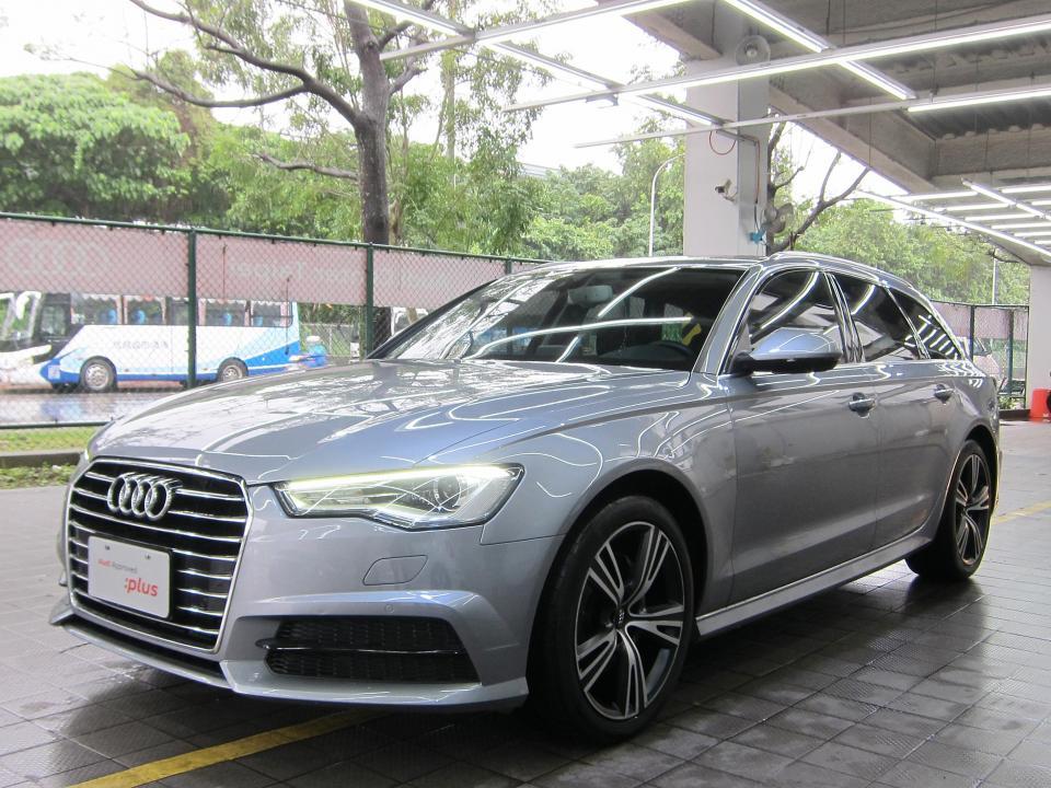 2016 Audi 奧迪 A6 avant