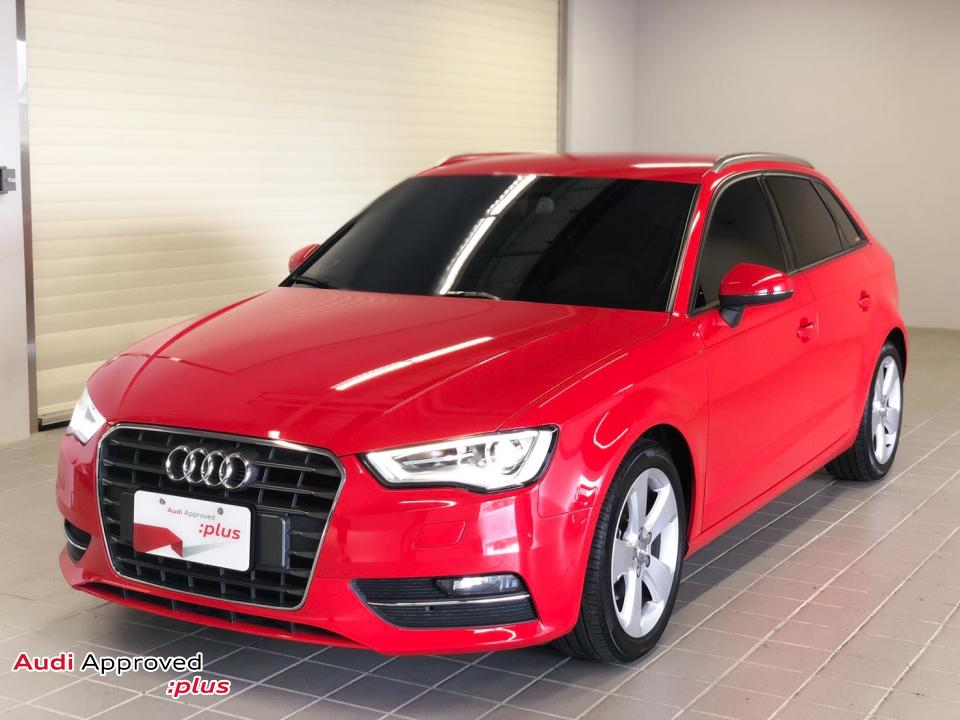 2014 Audi 奧迪 A3 sportback