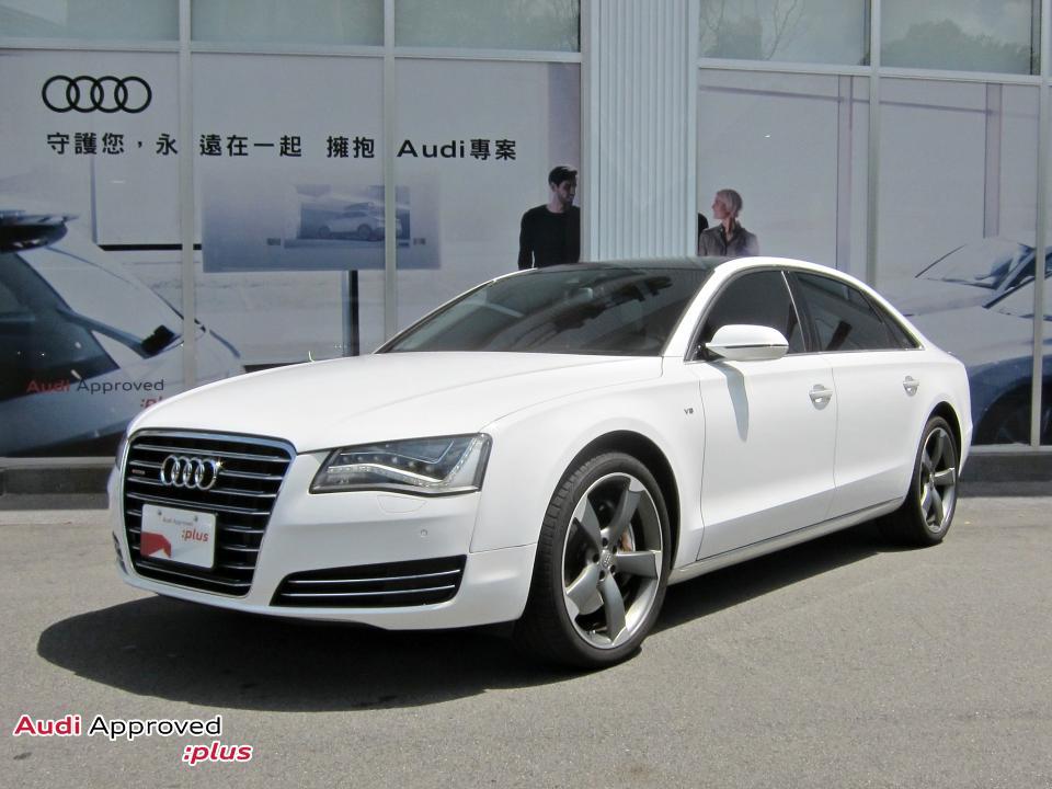 2011 Audi 奧迪 A8