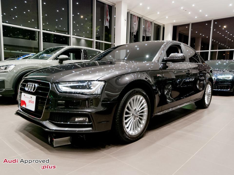 2015 Audi 奧迪 A4 sedan