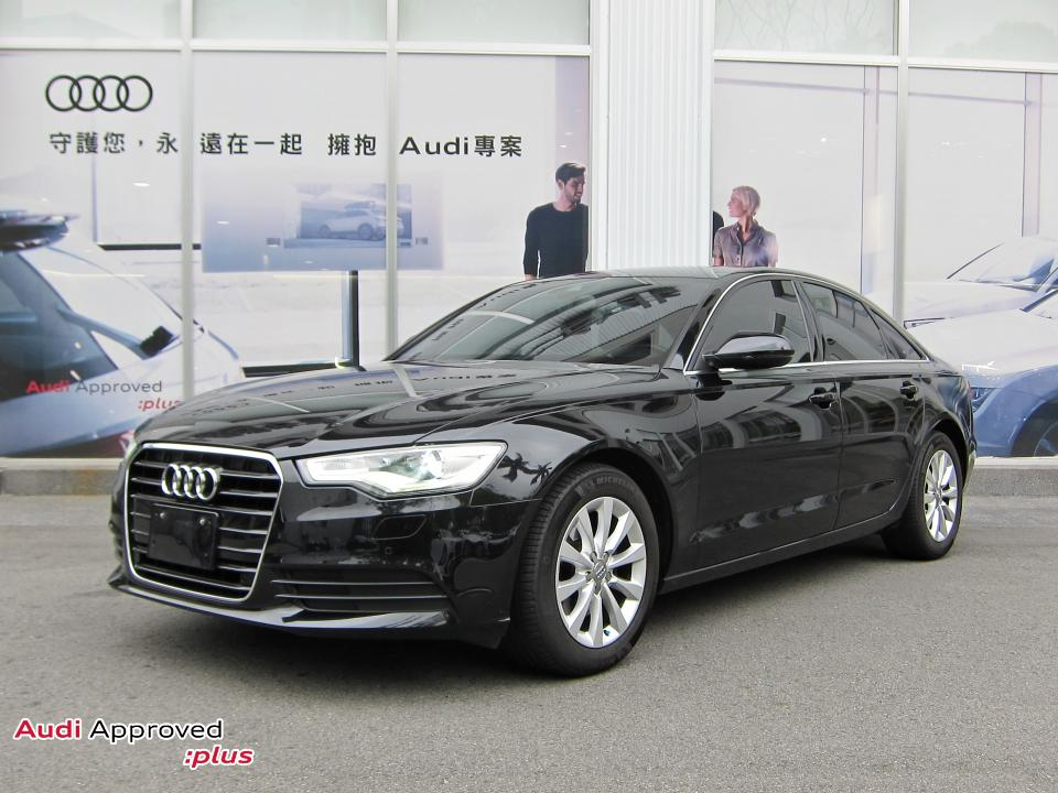 2011 Audi 奧迪 A6 sedan