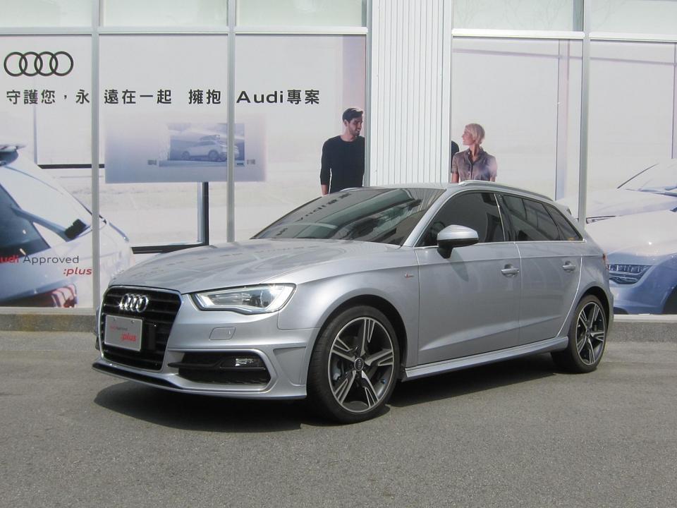 2016 Audi 奧迪 A3 sportback