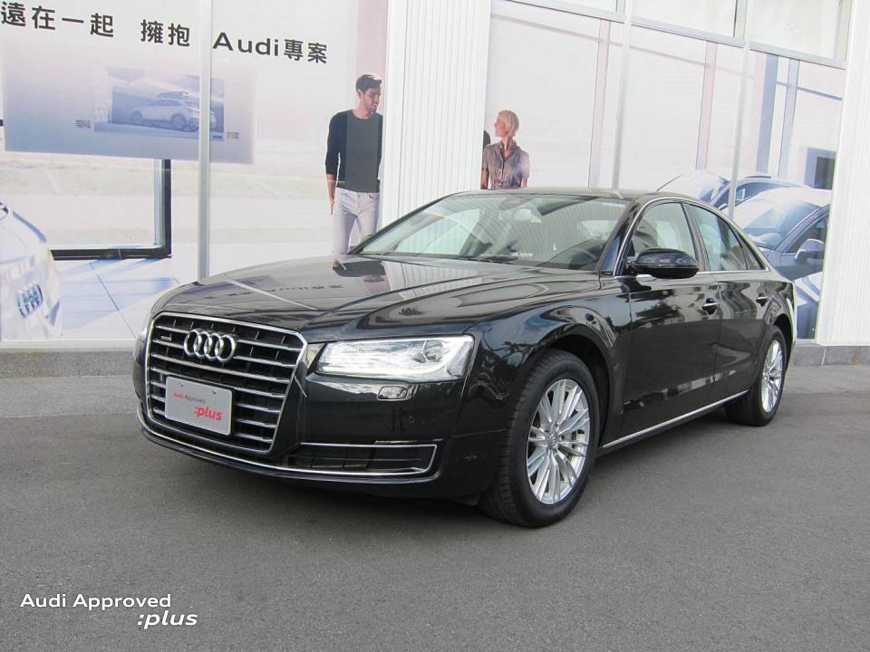 2017 Audi 奧迪 A8