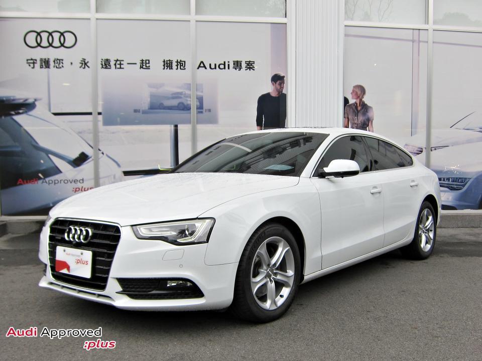 2013 Audi 奧迪 A5 sportback