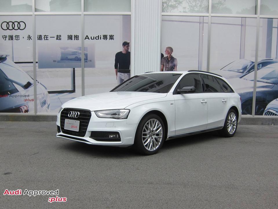 2015 Audi 奧迪 A4 avant
