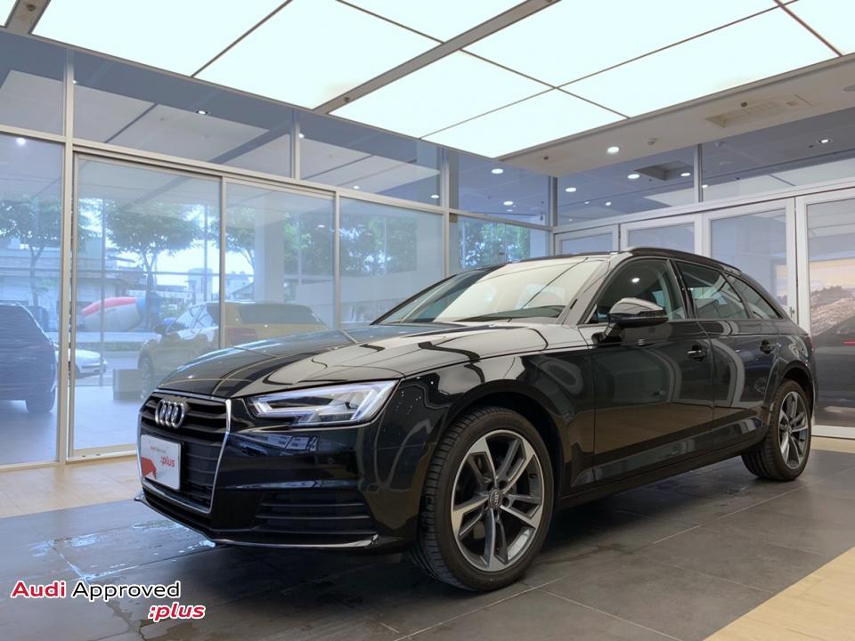 2018 Audi A4 avant