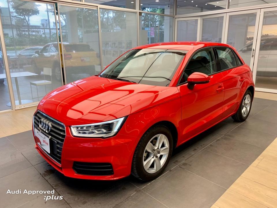 2017 Audi A1 sportback