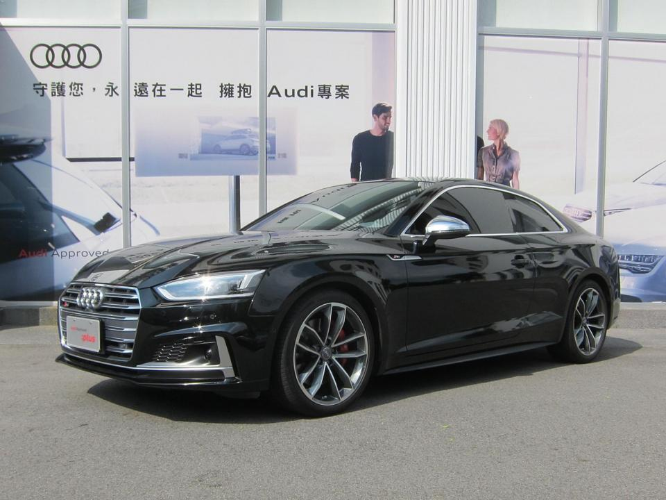 2018 Audi 奧迪 A5 coupe