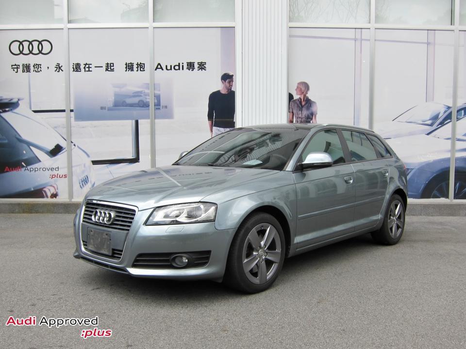 2010 Audi 奧迪 A3 Sportback