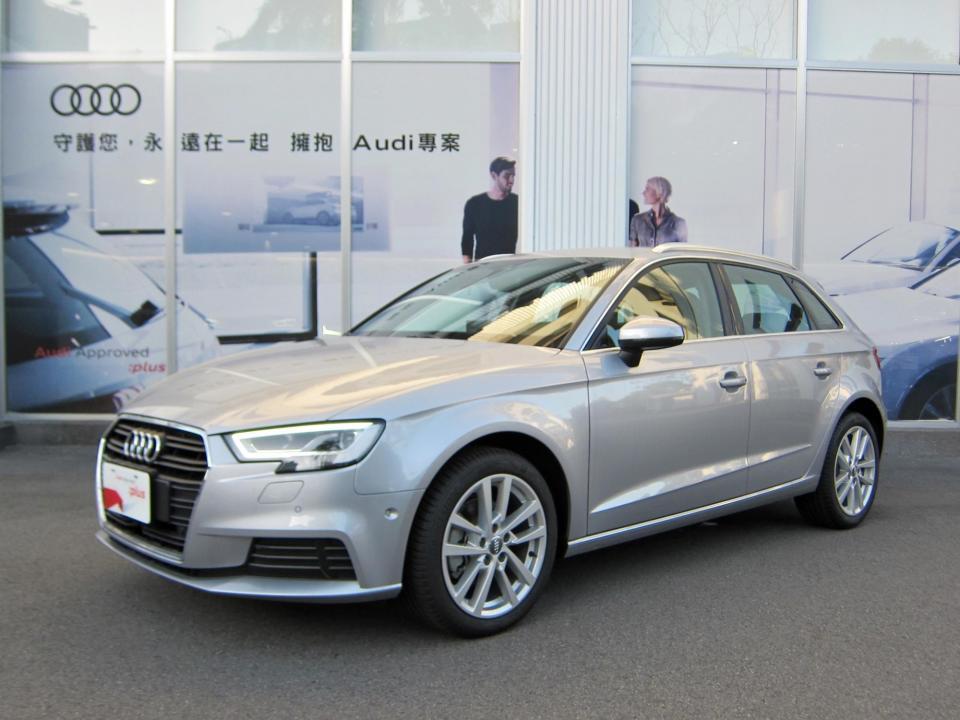 2020 Audi 奧迪 A3 sportback