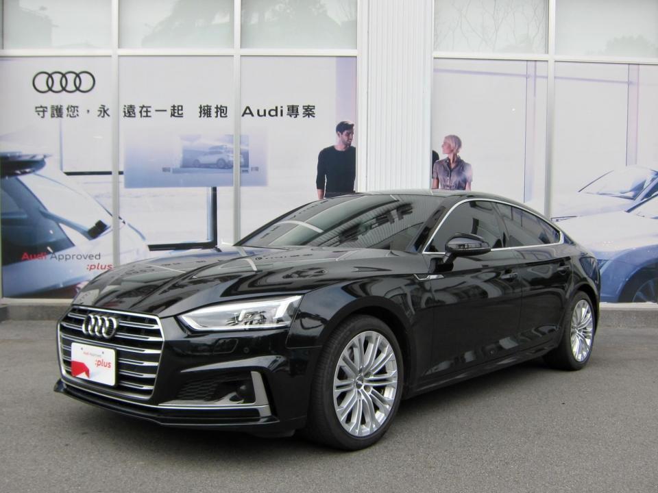 2018 Audi 奧迪 A5 sportback
