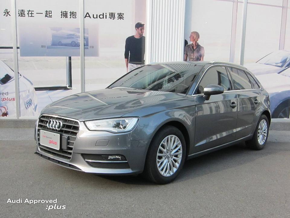 2015 Audi A3 sportback