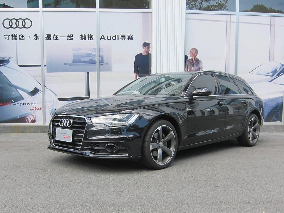 2013 Audi A6 avant