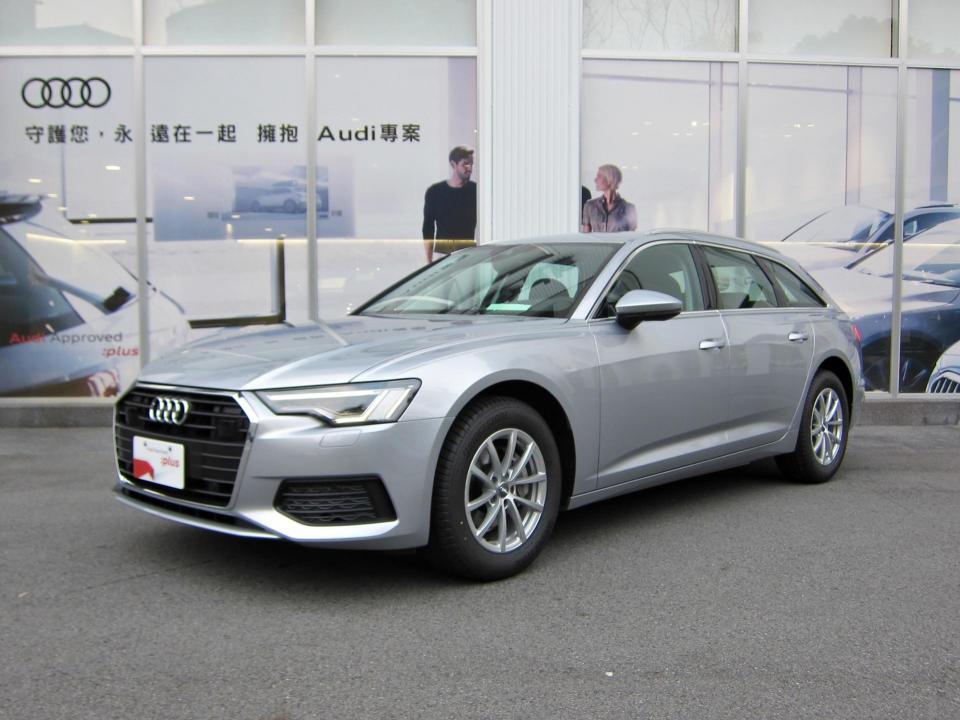 2020 Audi 奧迪 A6 avant
