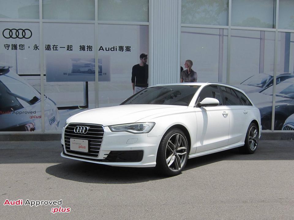 2015 Audi 奧迪 A6 avant