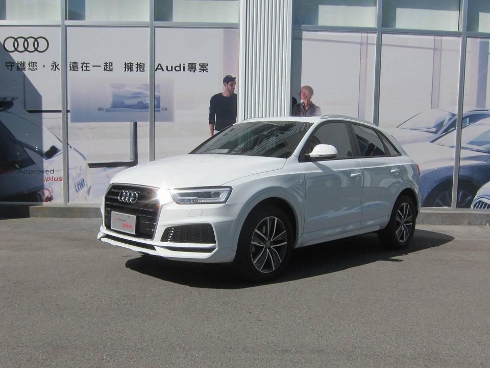 2018 Audi 奧迪 Q3