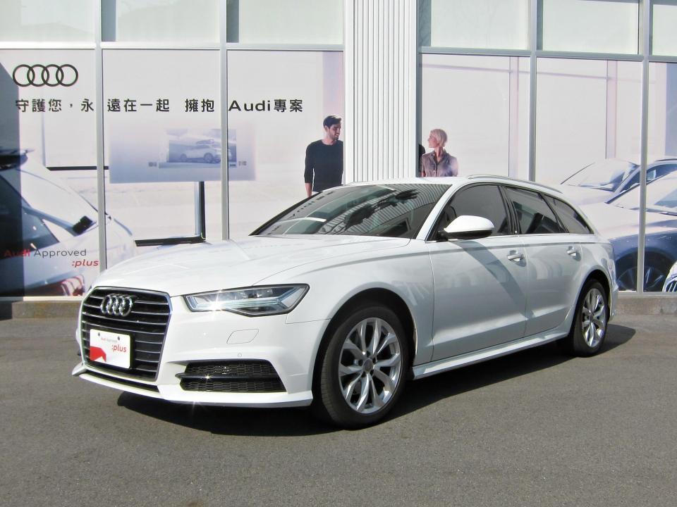 2017 Audi 奧迪 A6 avant