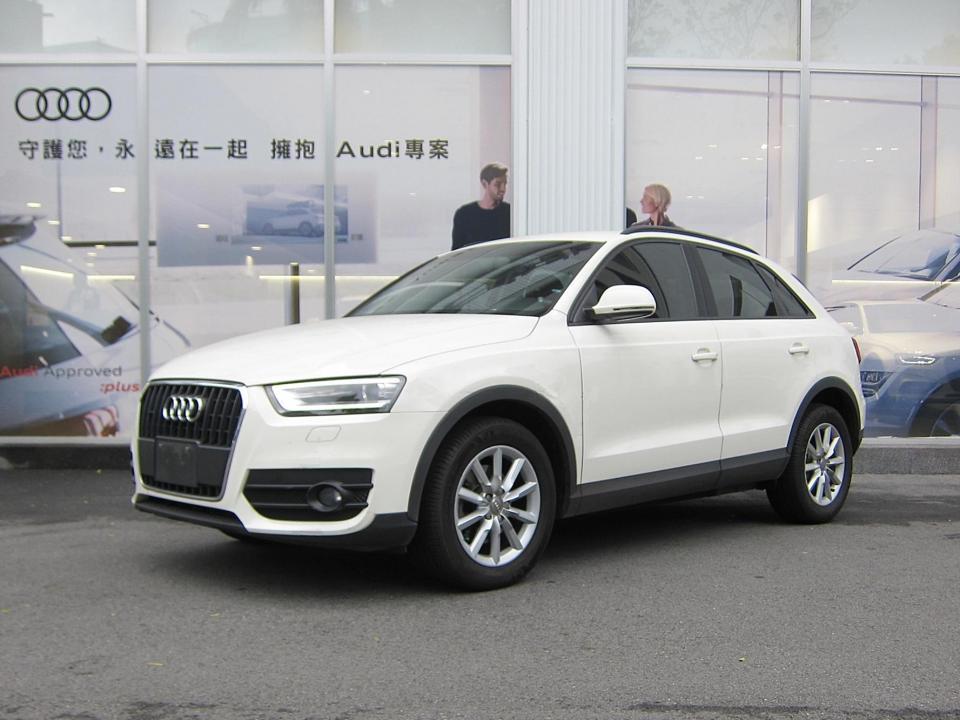 2012 Audi 奧迪 Q3