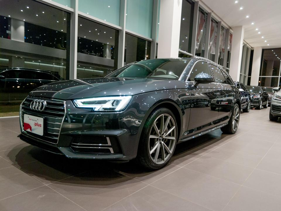 2017 Audi 奧迪 A4 avant