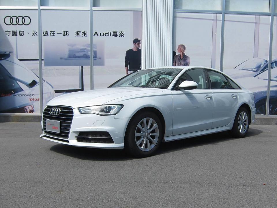 2016 Audi 奧迪 A6 sedan