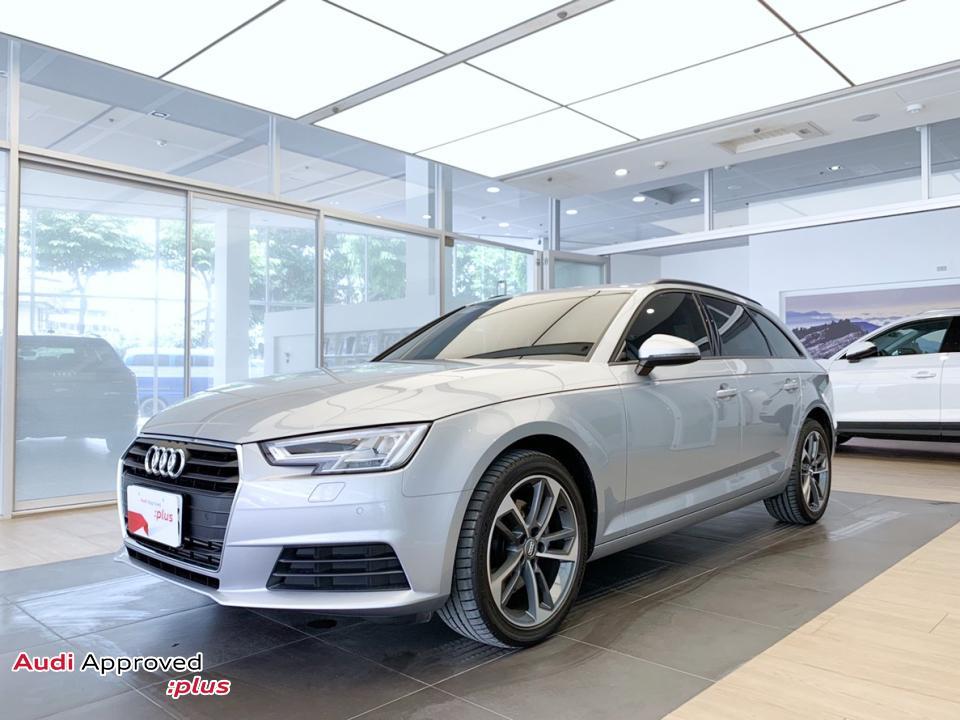 2018 Audi 奧迪 A4 avant