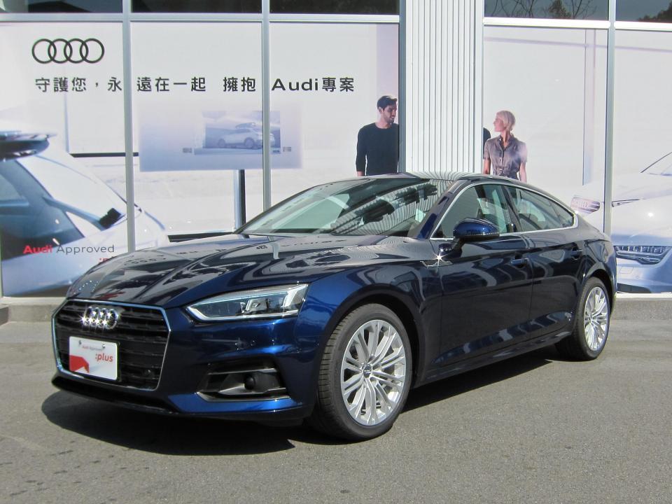 2019 Audi 奧迪 A5 sportback