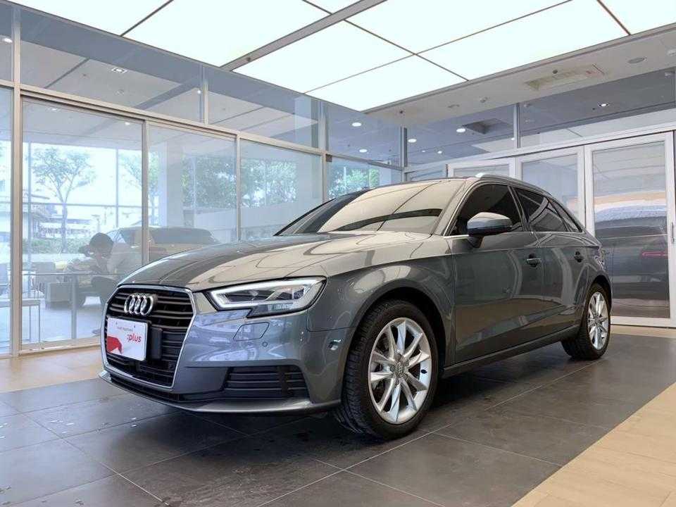 2017 Audi 奧迪 A3 sportback