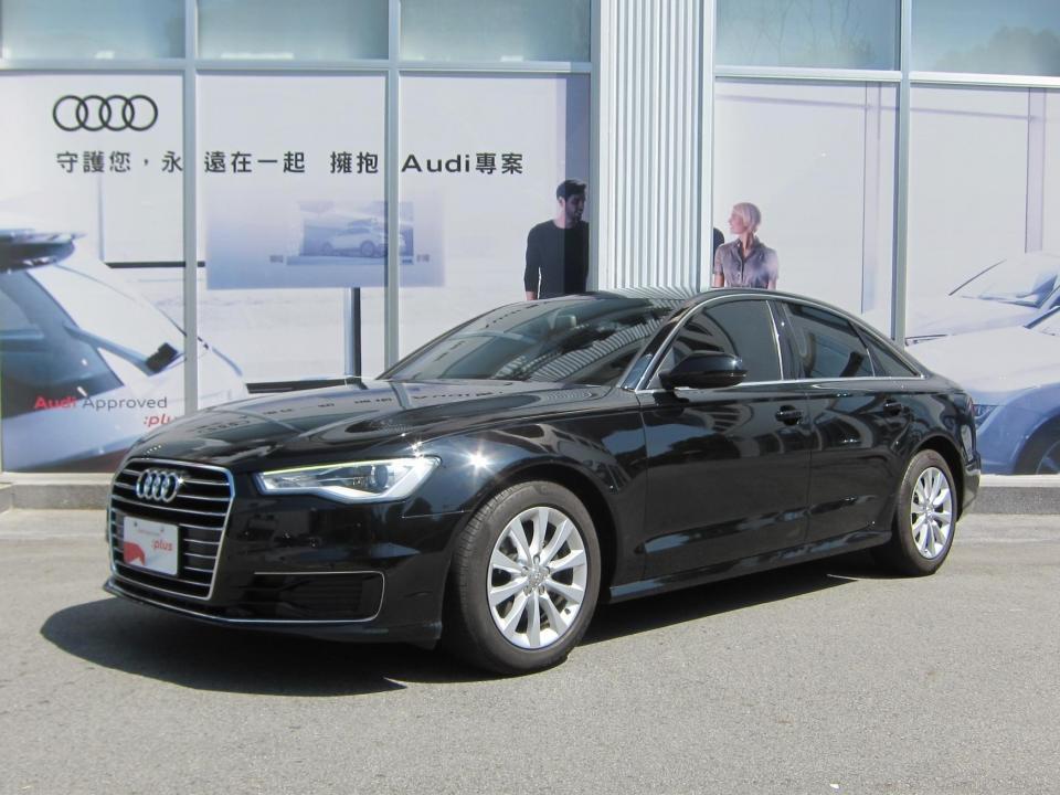 2015 Audi 奧迪 A6 sedan