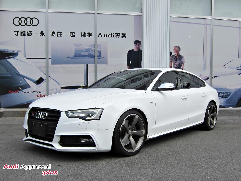 2012 Audi 奧迪 A5 sportback